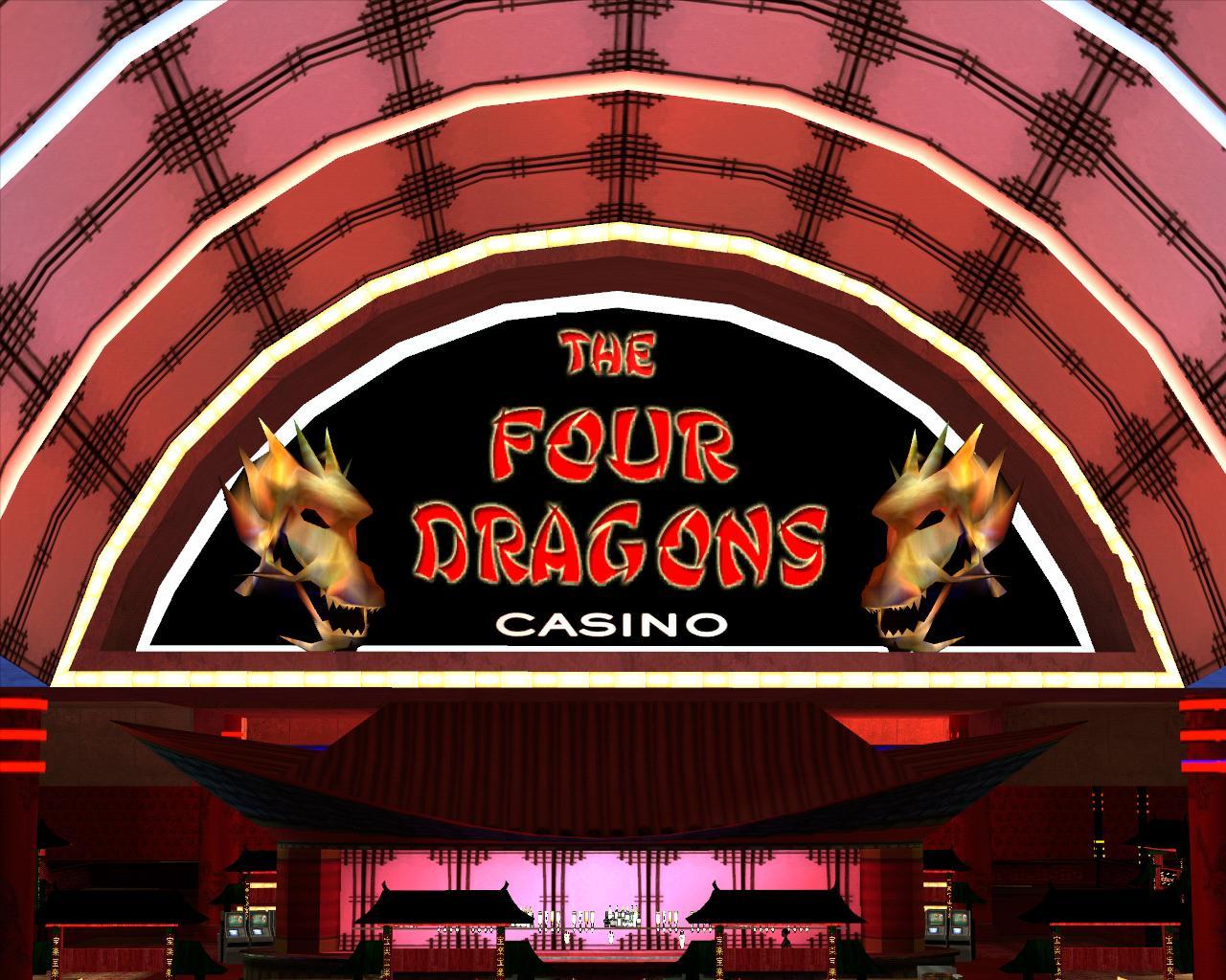 The four dragons casino m-gambling