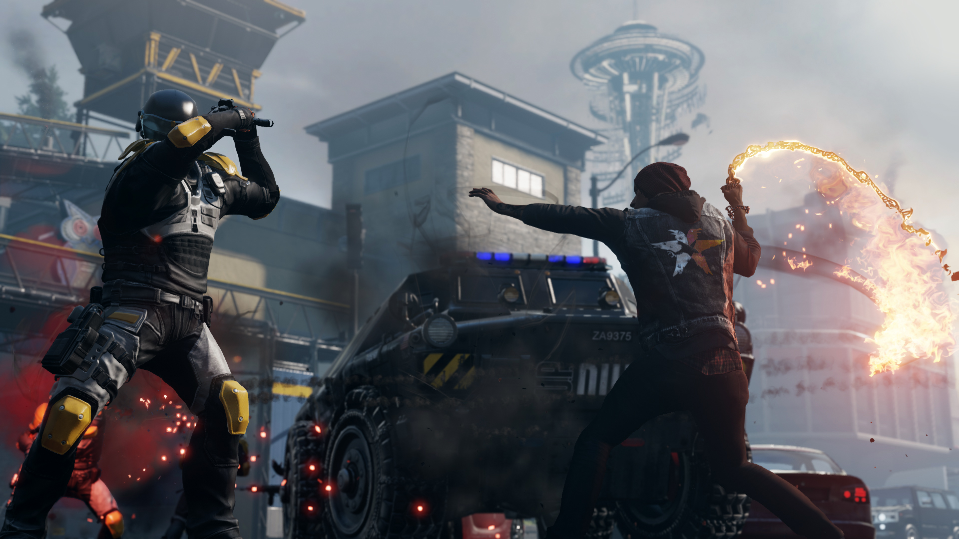 second-son-screenshot-chain-melee.jpg - inFamous: Second Son