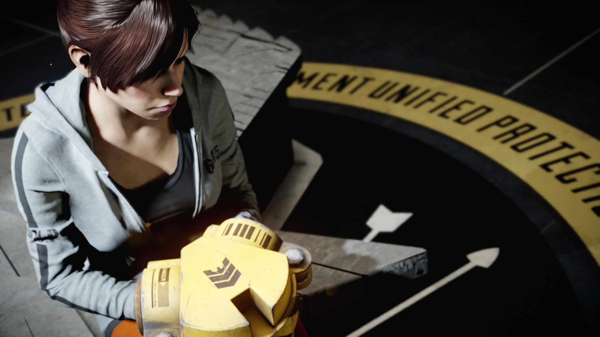 inFAMOUS_First_Light-Fetch_locked_up_1402372352.jpg - inFamous: Second Son