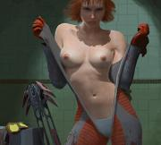 голые героине игр