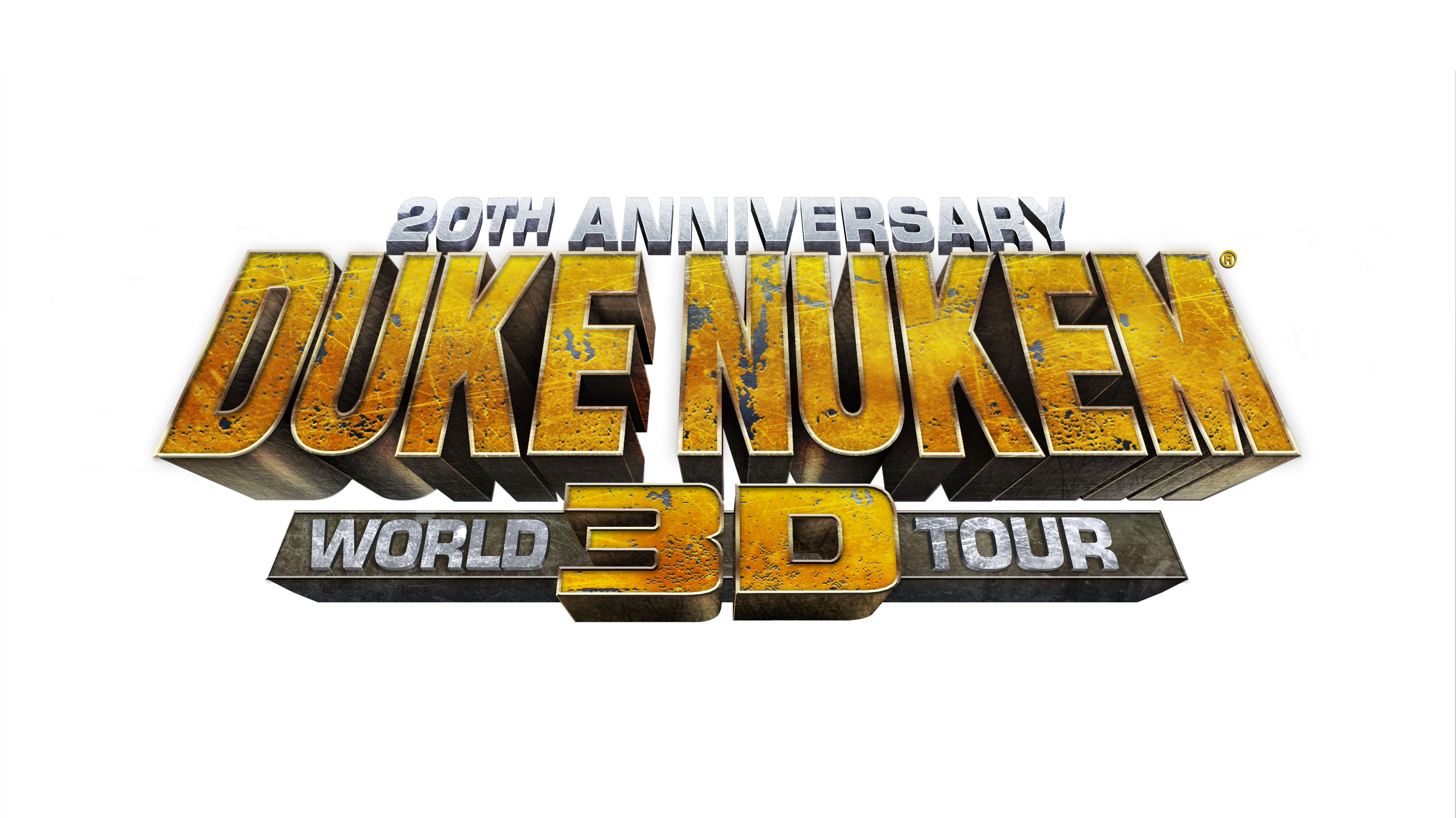 Duke Nukem 3D: 20th Anniversary World Tour - Duke Nukem 3D 8K, Арт