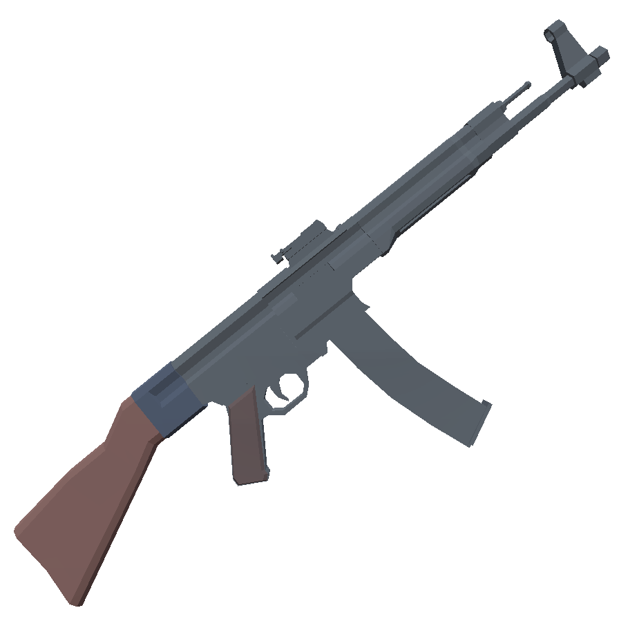MP-44 - Totally Accurate Battlegrounds Оружие, Скриншот