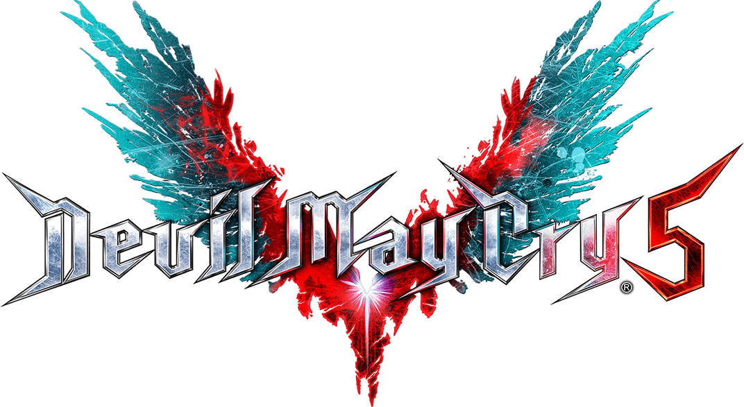 Логотип Devil May Cry 5 - Devil May Cry 5