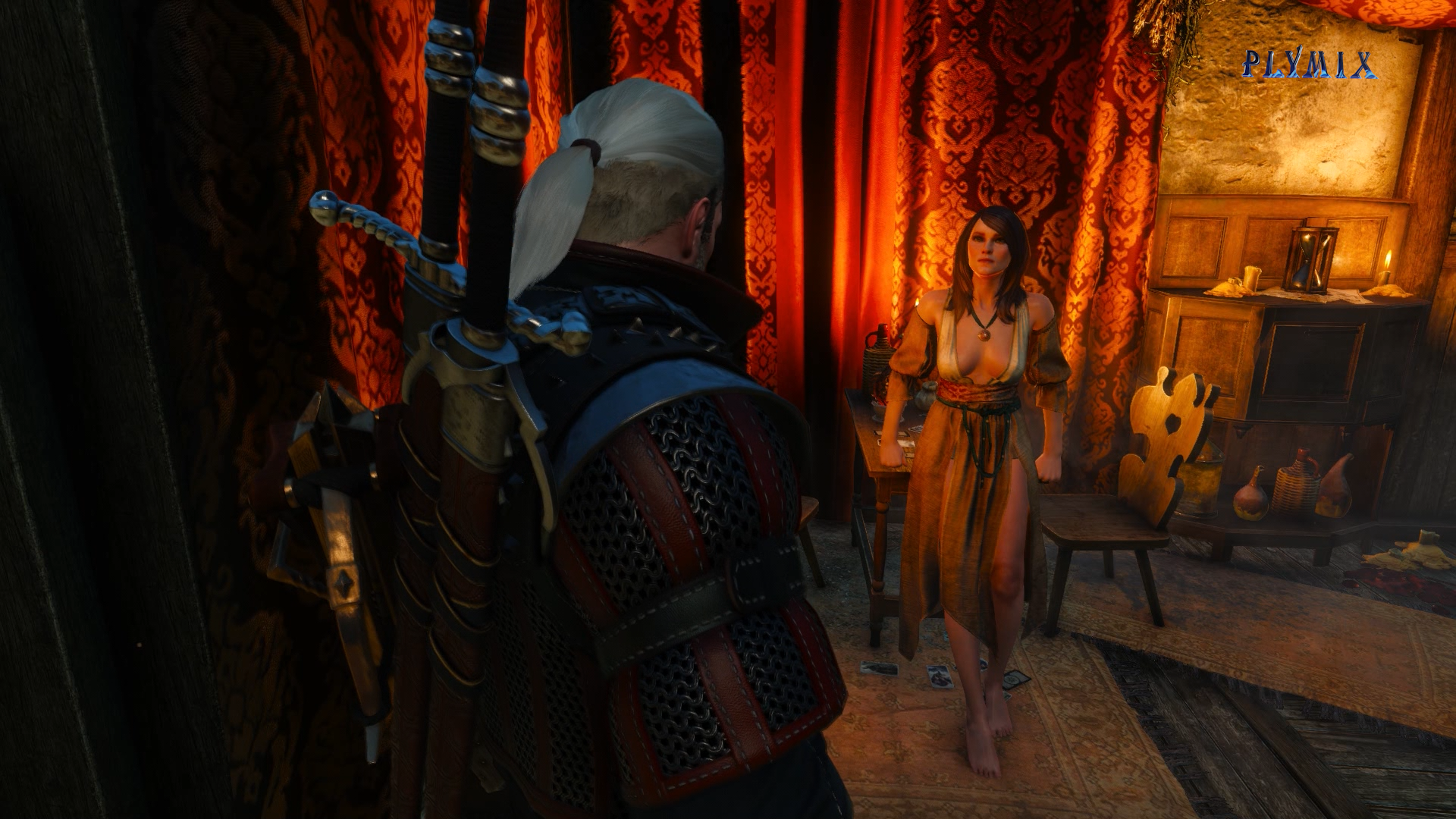 4 Корина Тилли.png - Witcher 3: Wild Hunt, the
