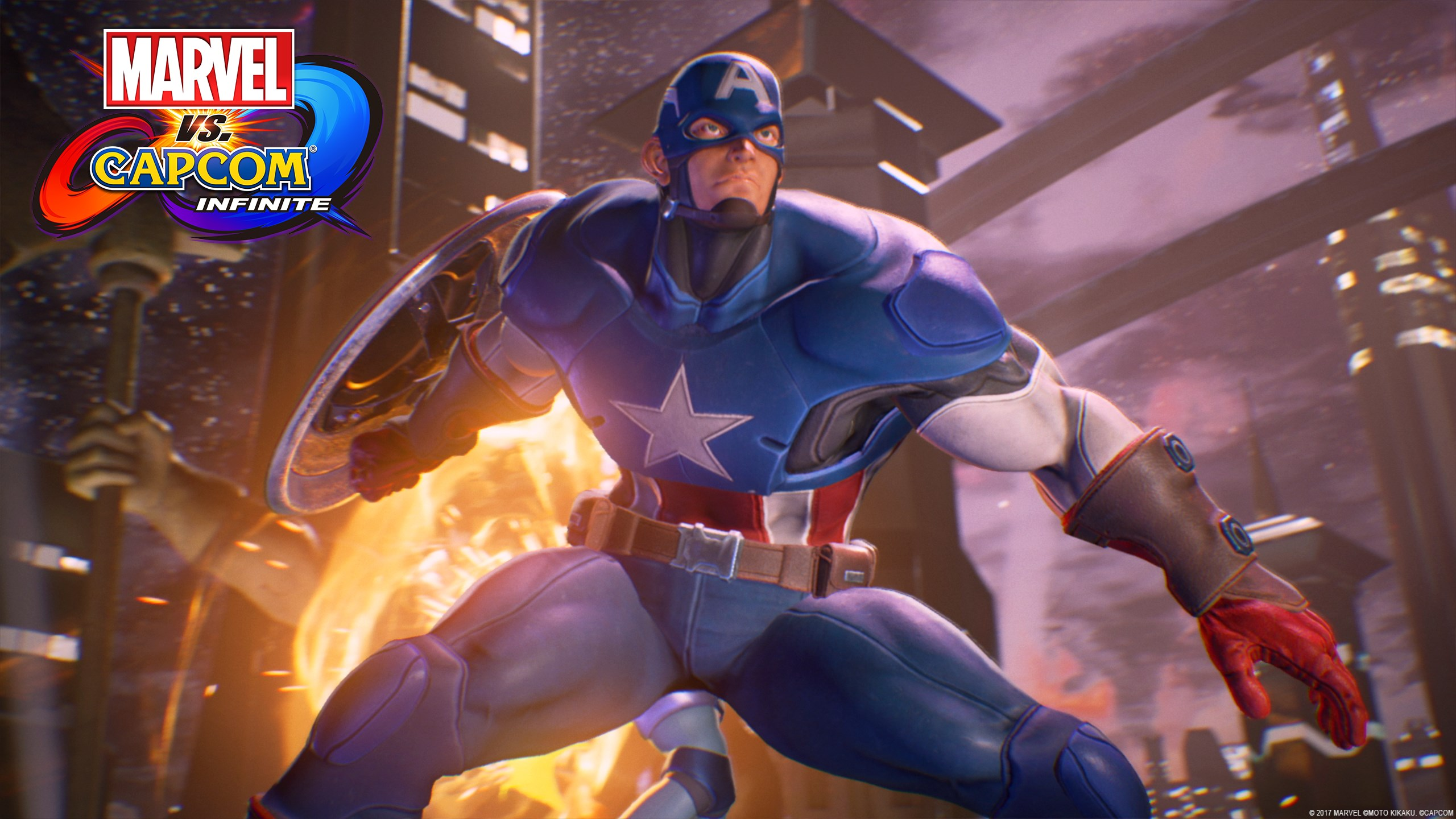 Marvel vs. Capcom: Infinite - Marvel vs. Capcom: Infinite 2K, Скриншот
