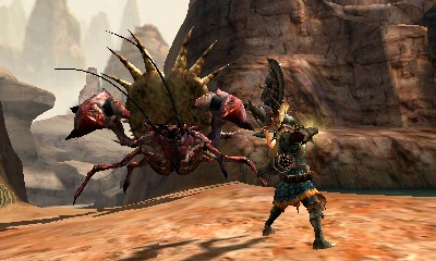 Ultimate - Monster Hunter 4 Скриншот