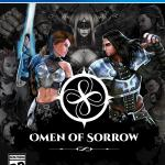 Omen of Sorrow Бокс-арт (PS4)