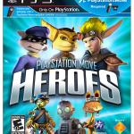 PlayStation Move Heroes Бокс-арт (PS3)
