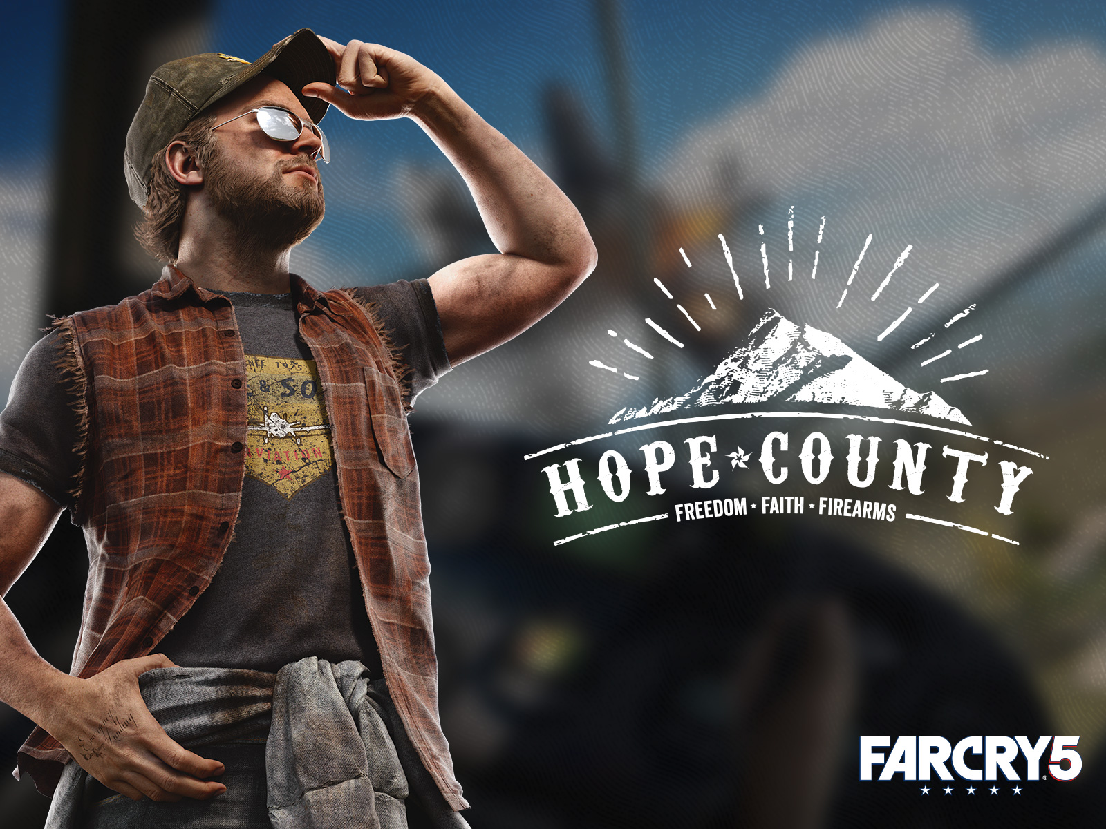 nick - Far Cry 5