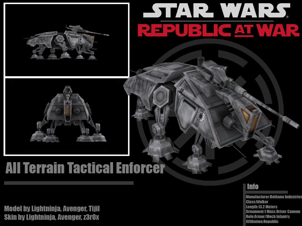 скачать мод Star War Republic At War - фото 11