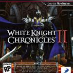 White Knight Chronicles 2 Бокс-арт (PS3)
