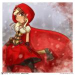 Woolfe - The Red Hood Diaries Фан-арт