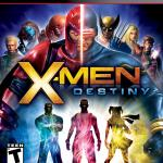 X-Men: Destiny Бокс-арт (PS3)