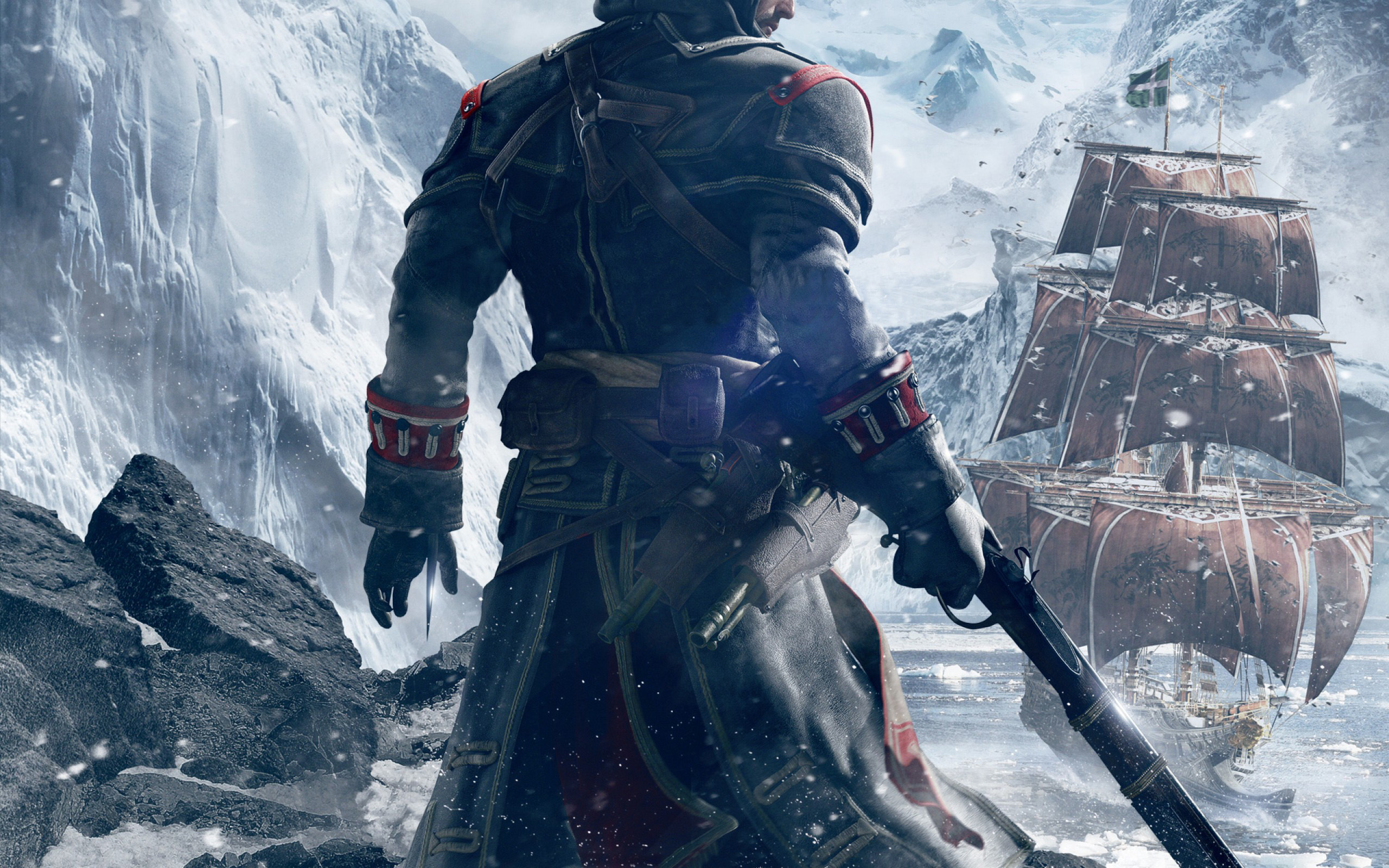 Art - Assassin's Creed: Rogue Арт