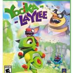 Yooka-Laylee DVD-Box (Xbox One)