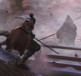 Галерея игры Sekiro: Shadows Die Twice
