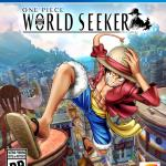 One Piece: World Seeker Бокс-арт (PS4)