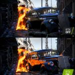 Battlefield V RTX Off / RTX On
