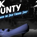 Nick Bounty and the Dame with the Blue Chewed Shoe
