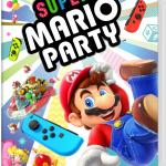 Super Mario Party DVD-Box (Nintendo Switch)