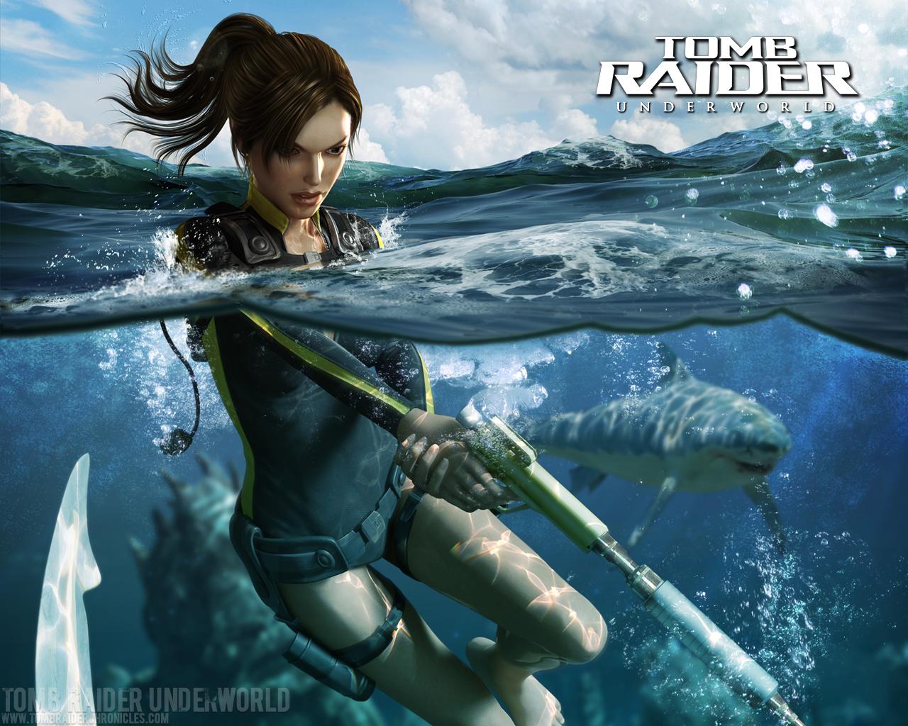 Lara croft underworld hentia pic
