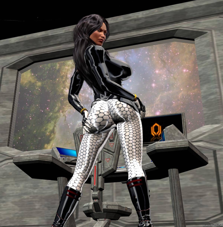 Sexy miranda s ass mass effect 2  softcore photo