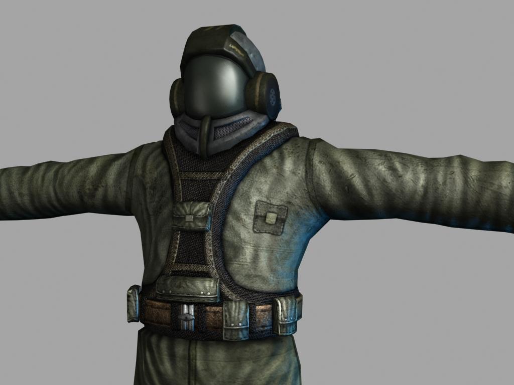 одежда в игре сталкер онлайн три этапа разучивания