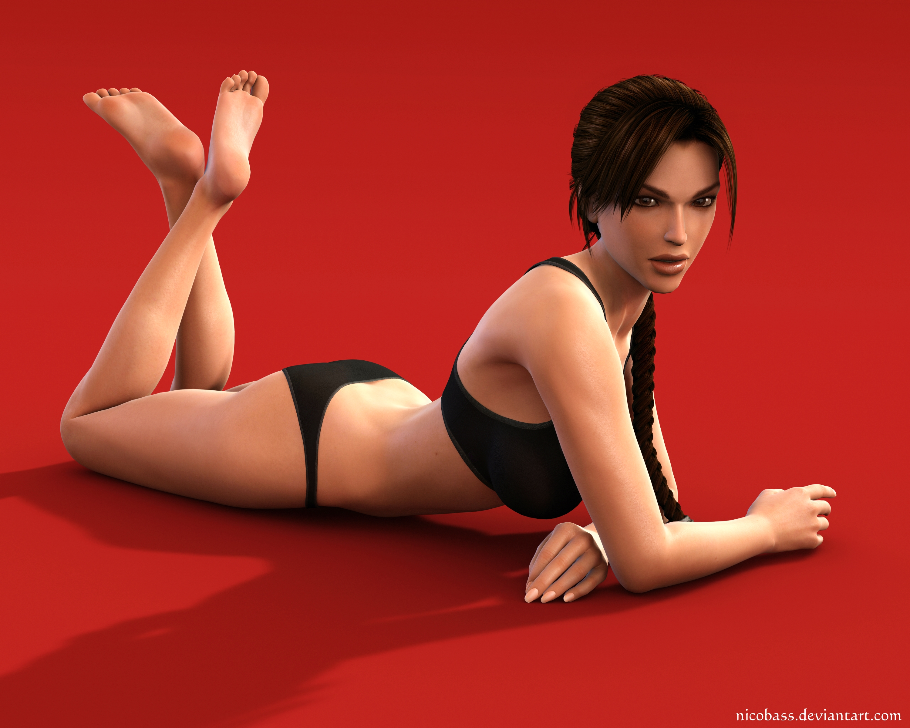 Lara croft fake xxx videos