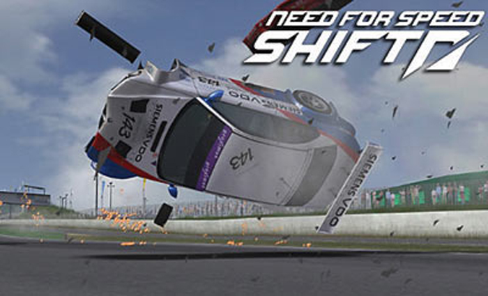 Patch Патч для Need for Speed: Shift (2009) PC RUS.