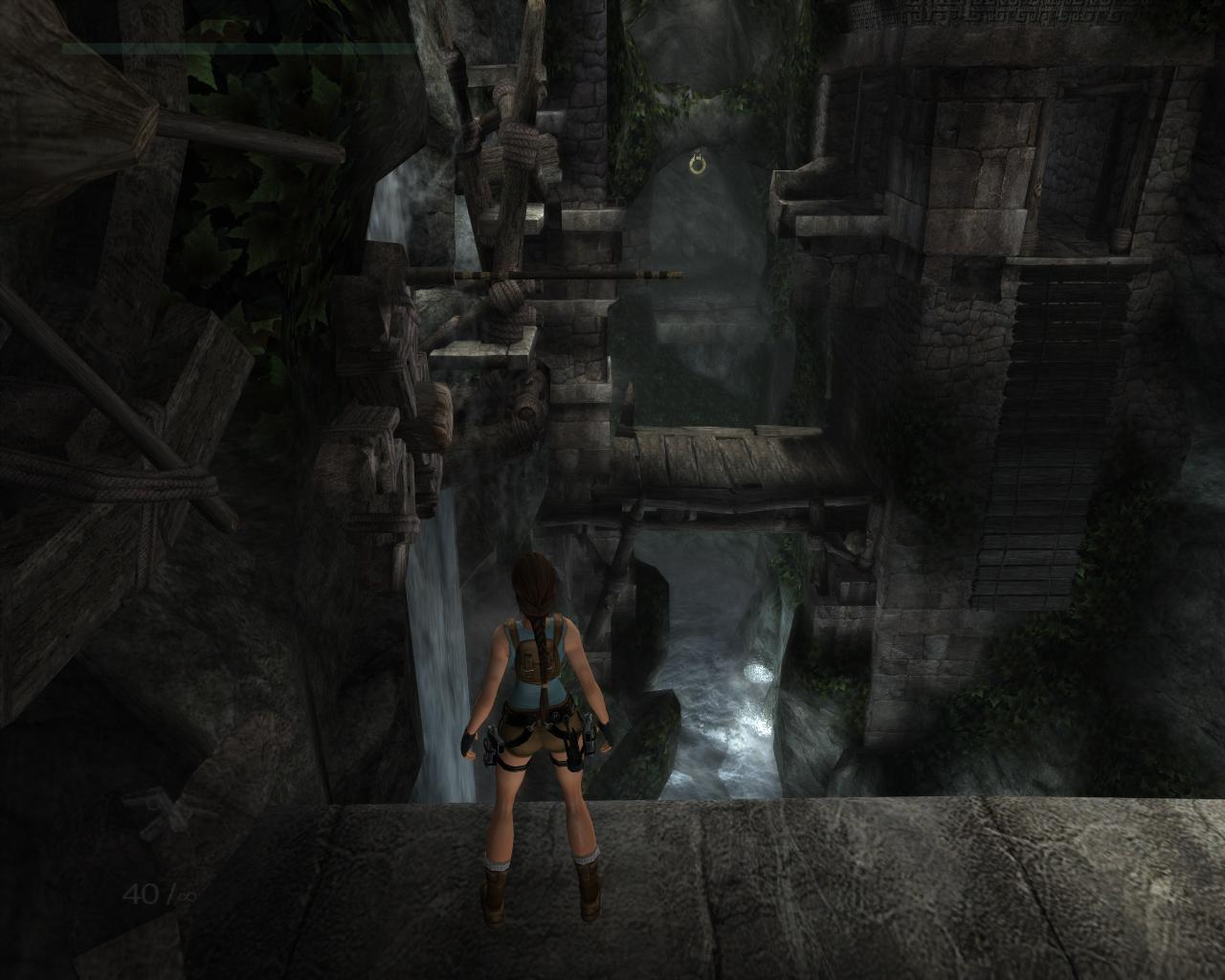 The Lost Valley 3 - Tomb Raider: Anniversary