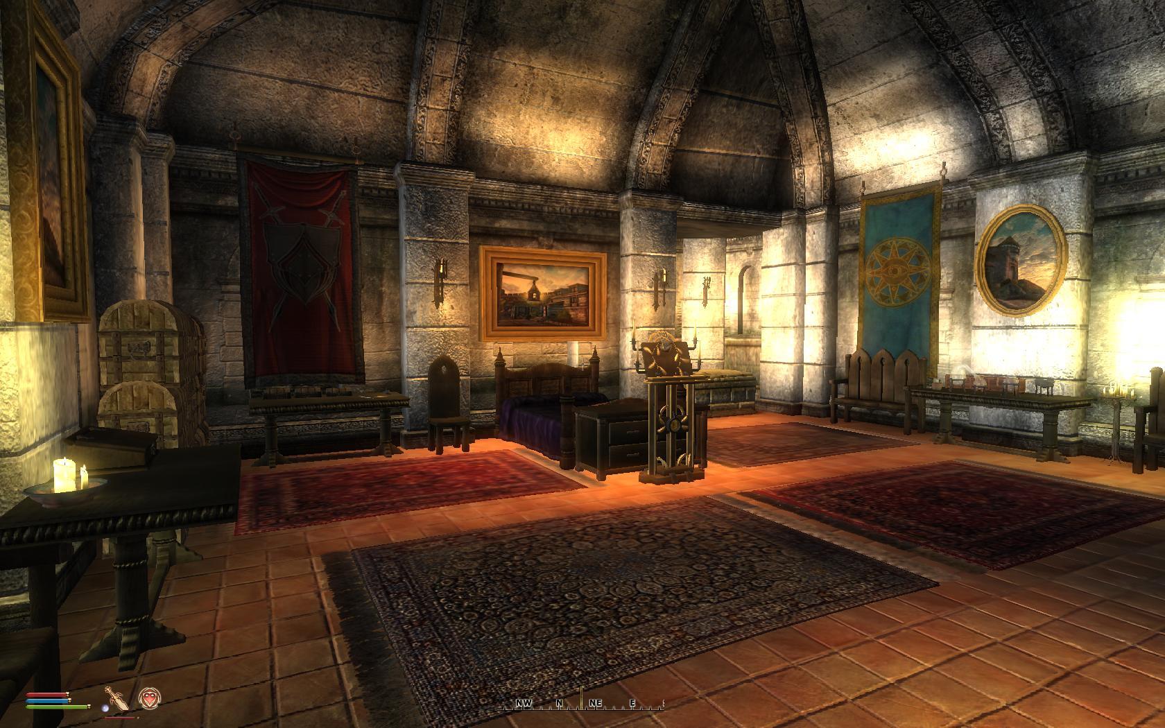 Всего комментариев:  геймплей - elder scrolls 4: oblivion.