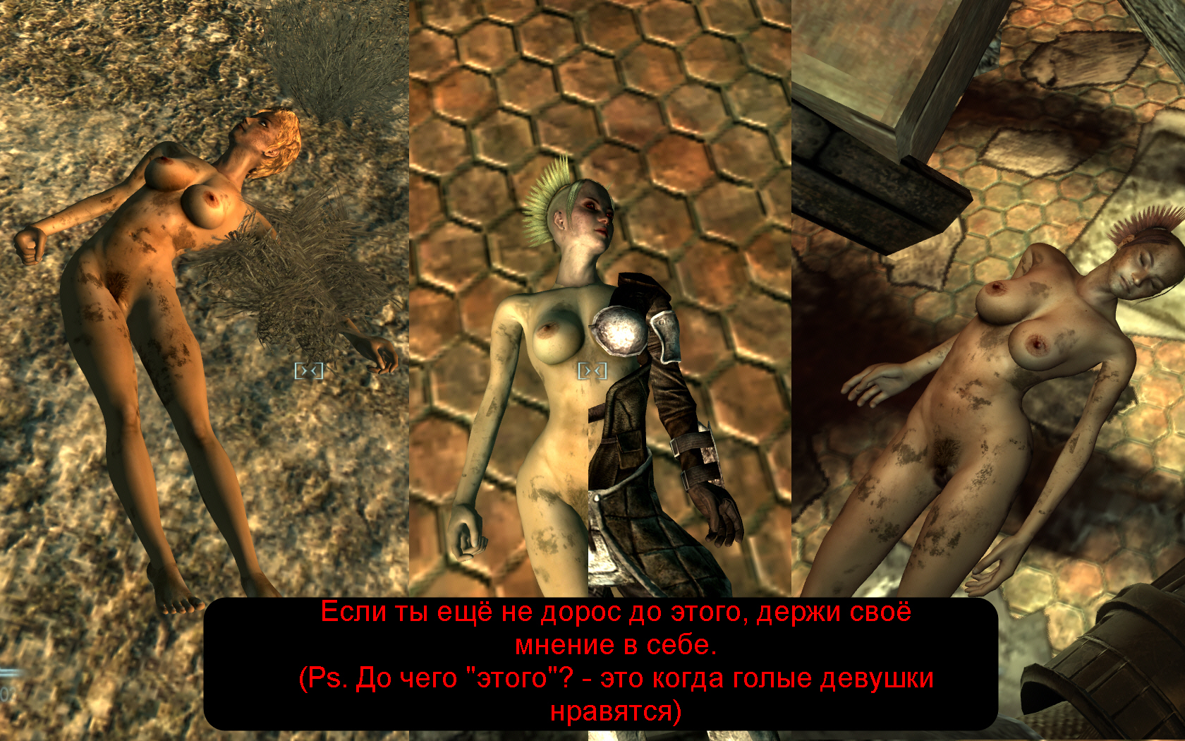 Free download fallout 3 pc naked woman  sex photo