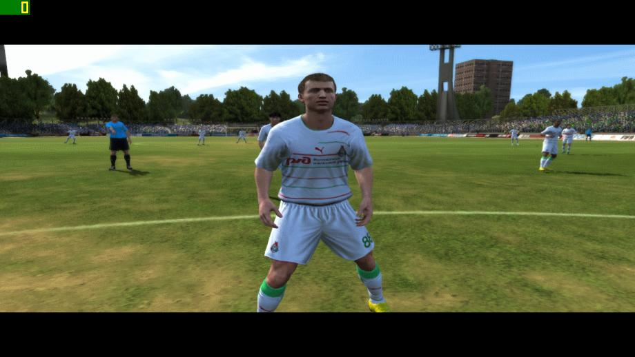 Real Madrid Graphic Patch для fifa 09. . Данный. .