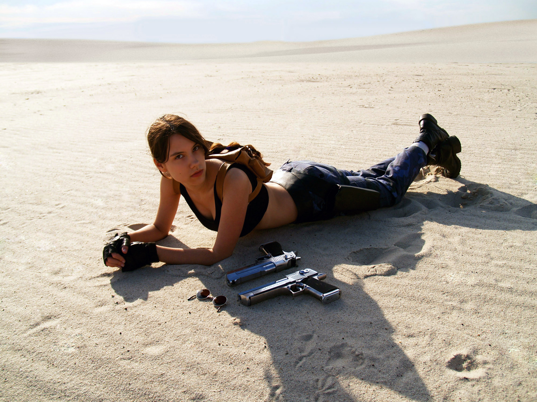 Таня на утреннем пляже 10 фотография