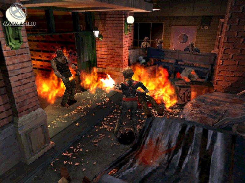 Screens Zimmer 1 angezeig: resident evil 3 nemesis download