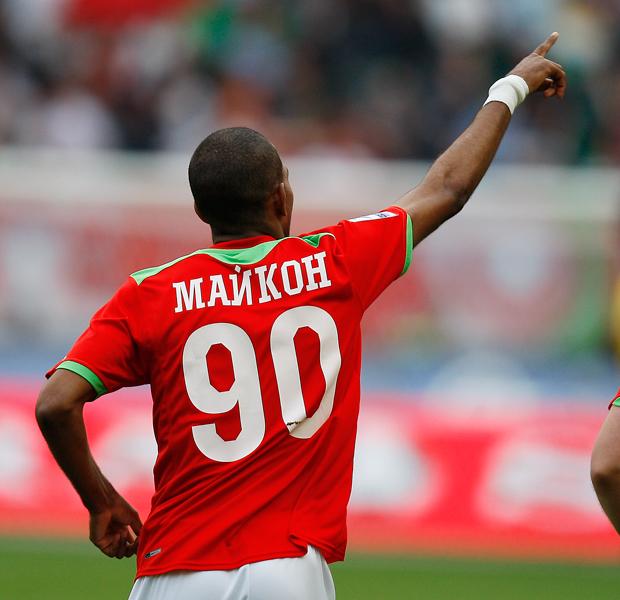 Майкон: «Россия сейчас играет чуть лучше, чем Бразилия»