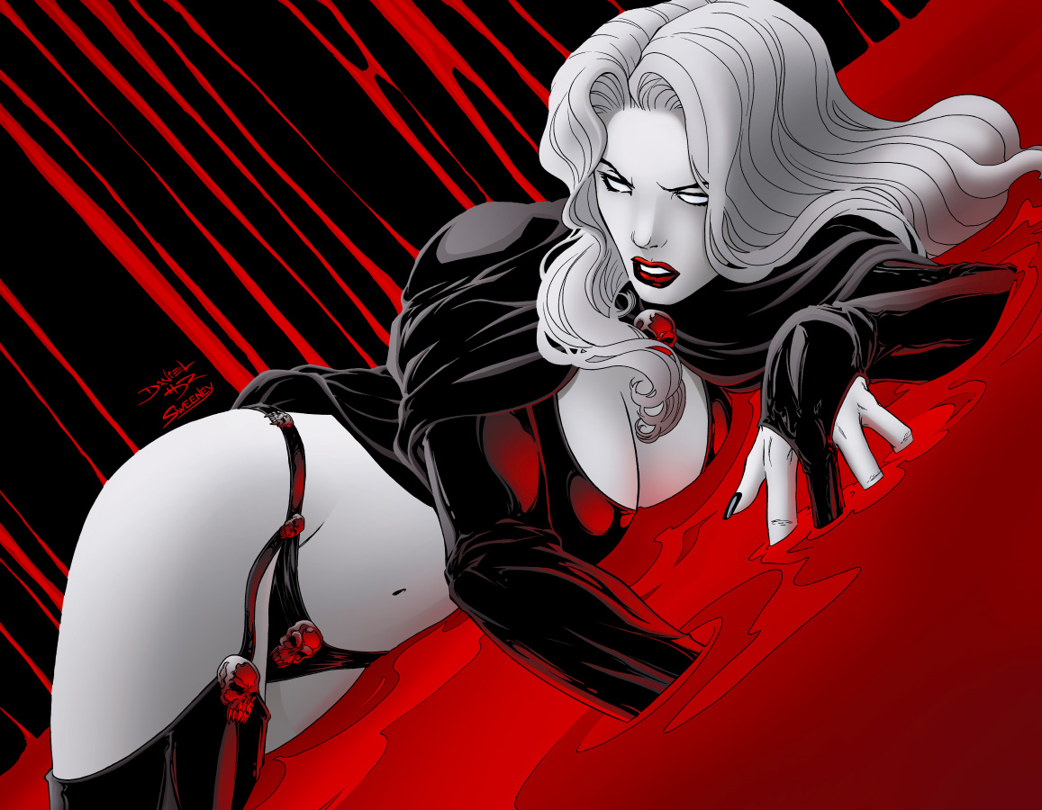 Lady death erotic erotic picture