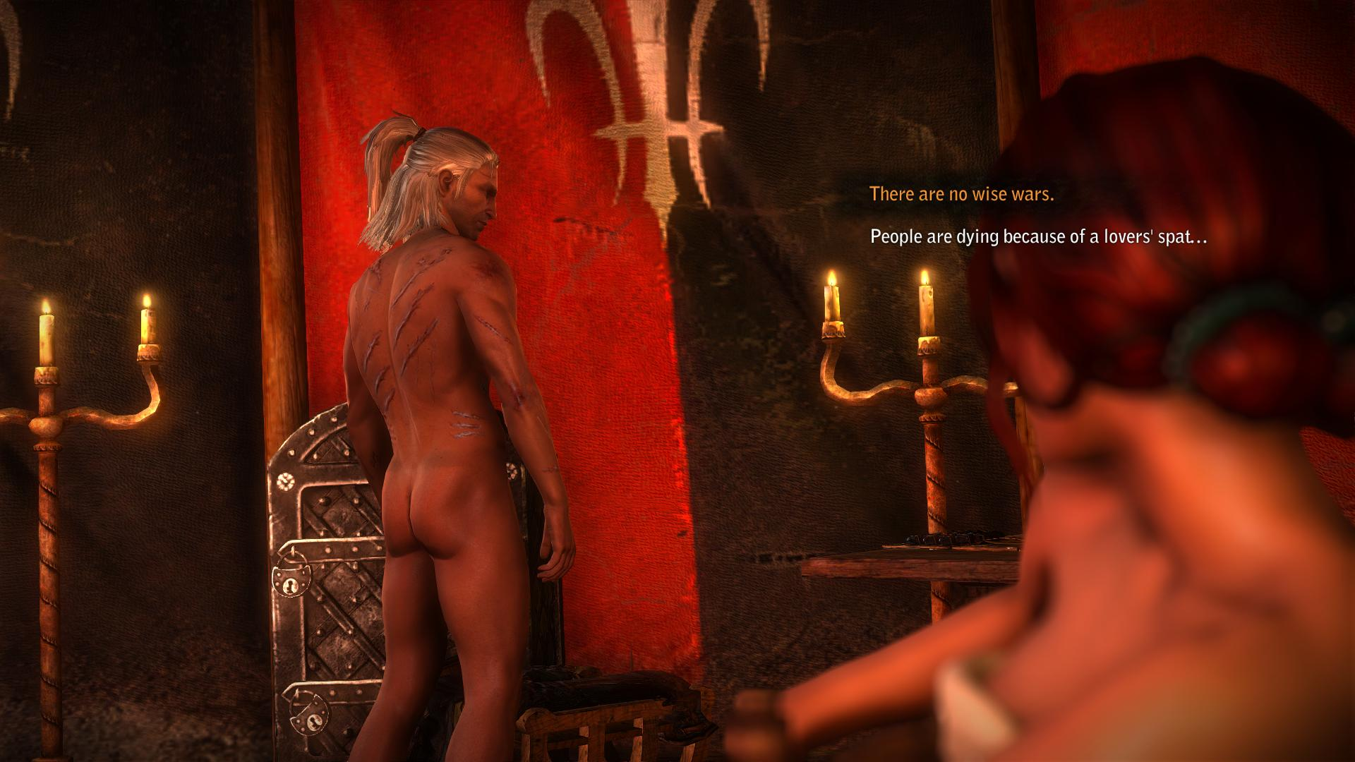 Witcher 2 nudity hentai pictures