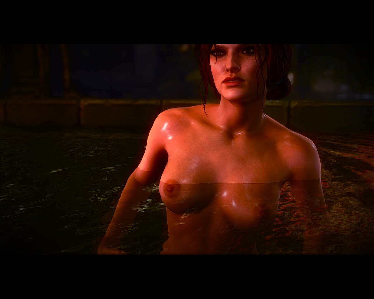 Witcher sex scene smut galleries