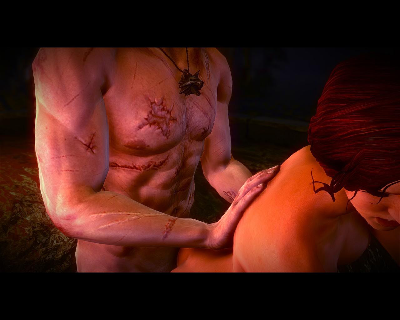 Witcher 2 sex fucks film