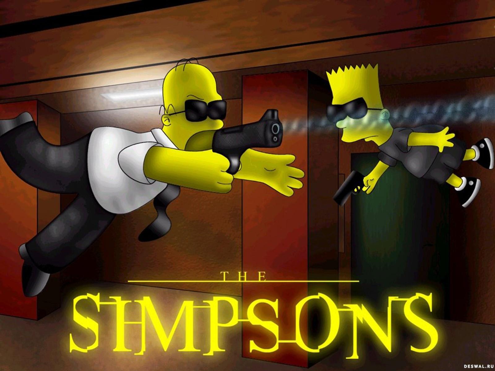Сімпсони порно ігра 26 фотография