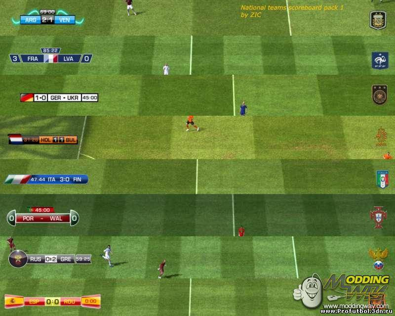 Новая версия патча для FIFA 11 УПЛ 2.0 Патч УПЛ 11 содержит: * Украинская П