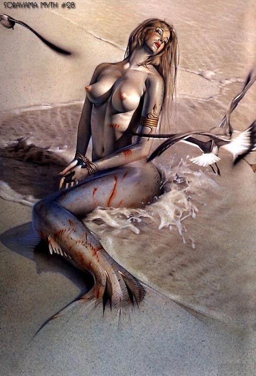 Галерея / Галерея содержит эллюстрации с элементами эротики.