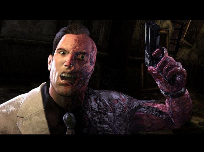 Скачать игру бесплатно Batman: Arkham City v.1.03 + 13 DLC.