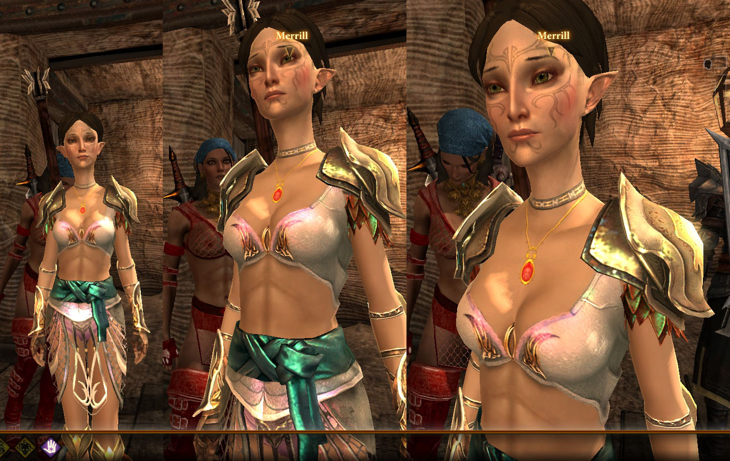 Nud mods dragon age 2 cartoon clips