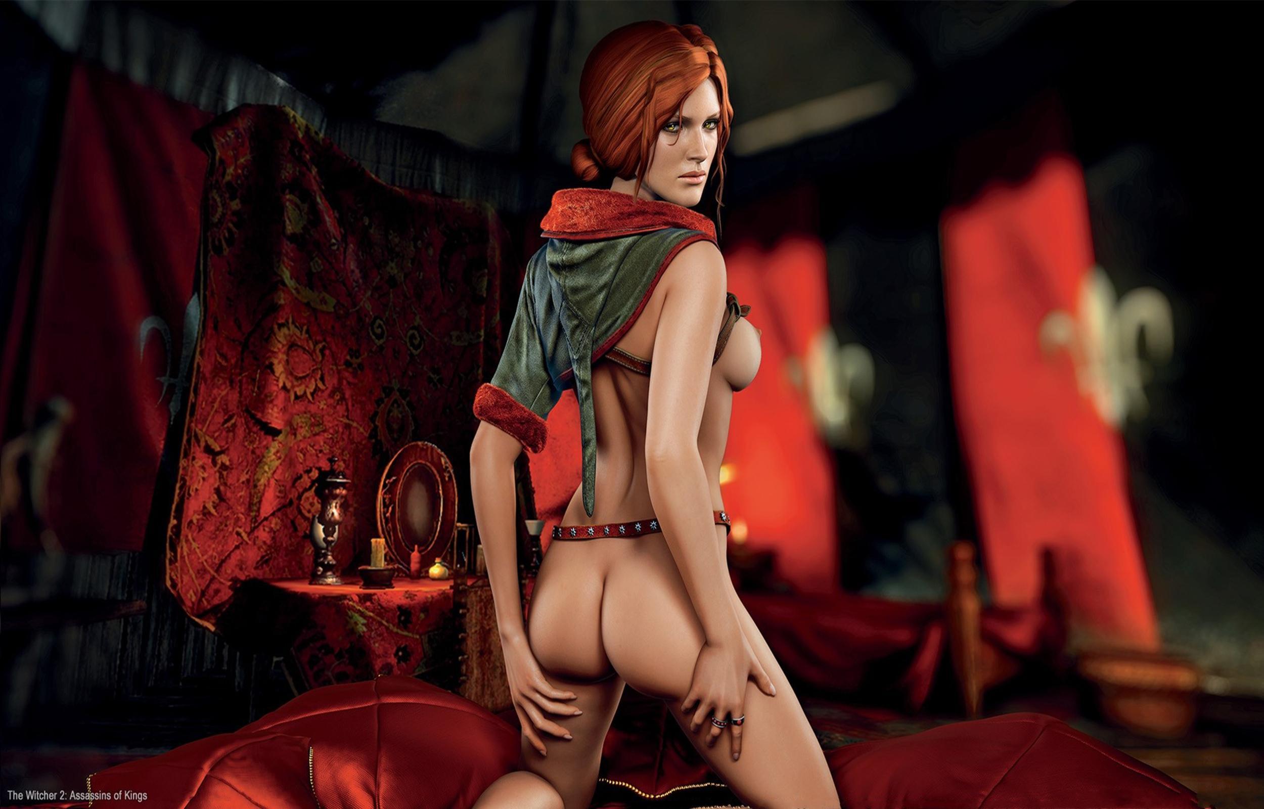 Triss nago nackt scenes