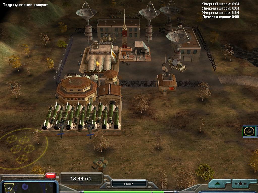 Как в игре генералы создать карту