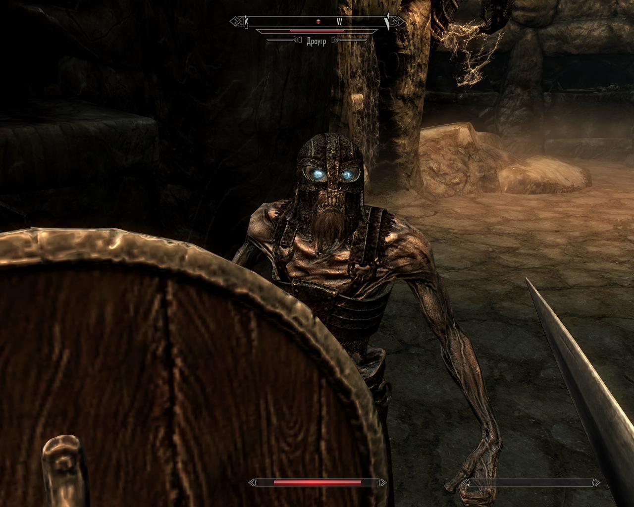 Xxx с эльфийской лучницей в Скайрим