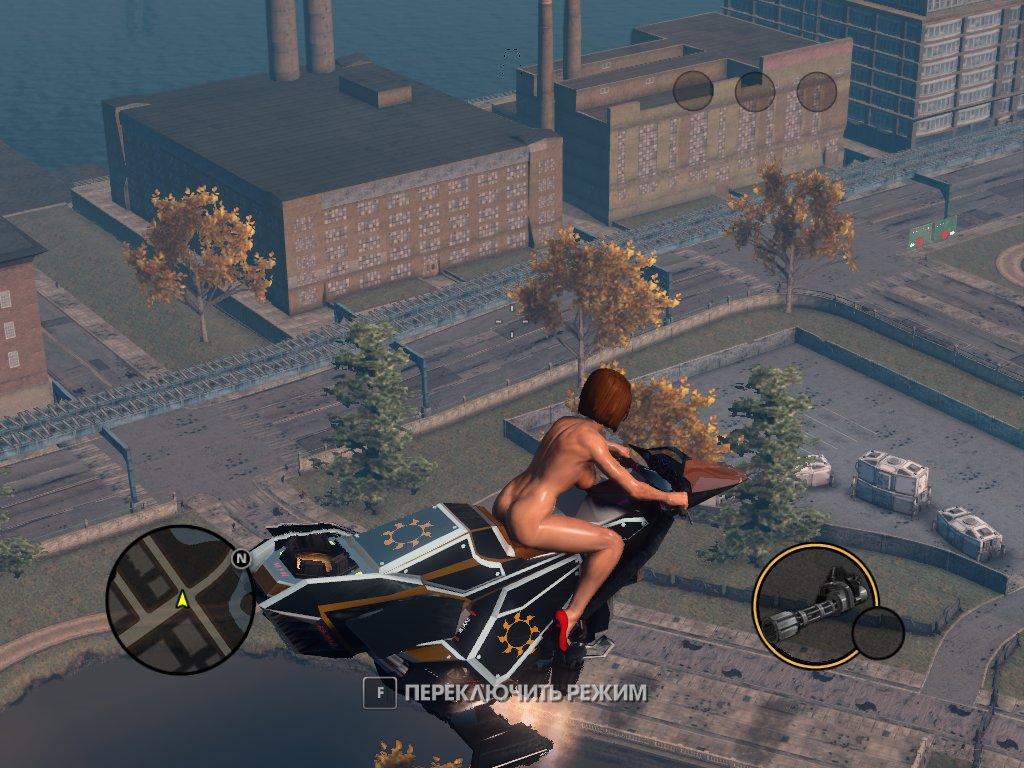 Saints Row 4 убрать цензуру скачать мод - фото 4
