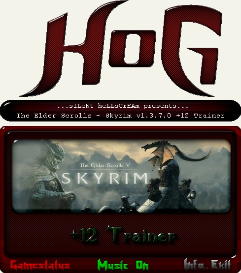 Screens Zimmer 1 angezeig: the elder scrolls v skyrim trainer
